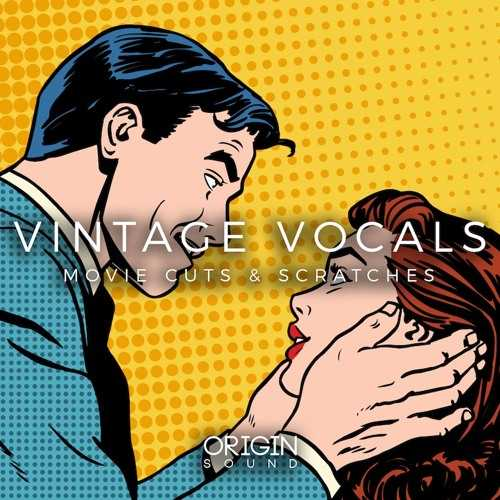 Vintage Vocals Movie Cuts And Scratches WAV DiSCOVER | Images From Magesy® R Evolution™