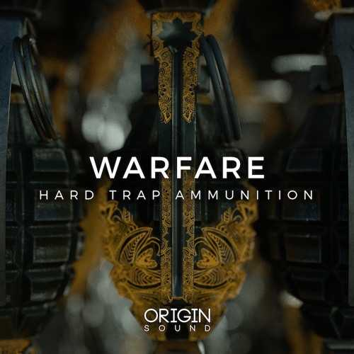 Warfare Hard Trap Ammunition WAV MiDi DiSCOVER | Images From Magesy® R Evolution™