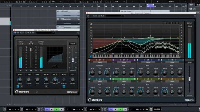Mixing Audio with Cubase Part 1 EQ and Compression TUTORiAL | Images From Magesy® R Evolution™