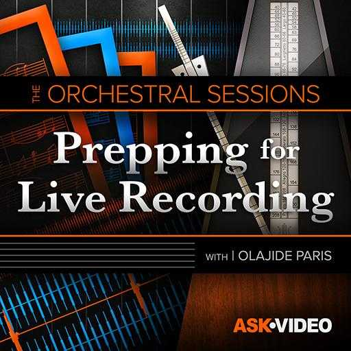 Prepping for Live Recording Orchestral TUTORiAL | Images From Magesy® R Evolution™