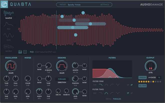 Quanta v1.1.0 AAX AU VSTi VST3 x86 x64 WiN MAC RETAiL SYNTHiC4TE | Images From Magesy® R Evolution™