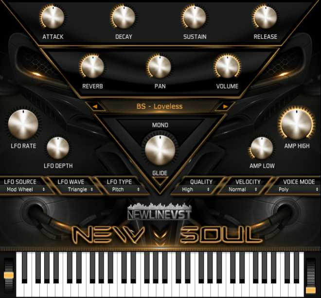 New Soul AU VSTi x86 x64 WiN MAC | Images From Magesy® R Evolution™