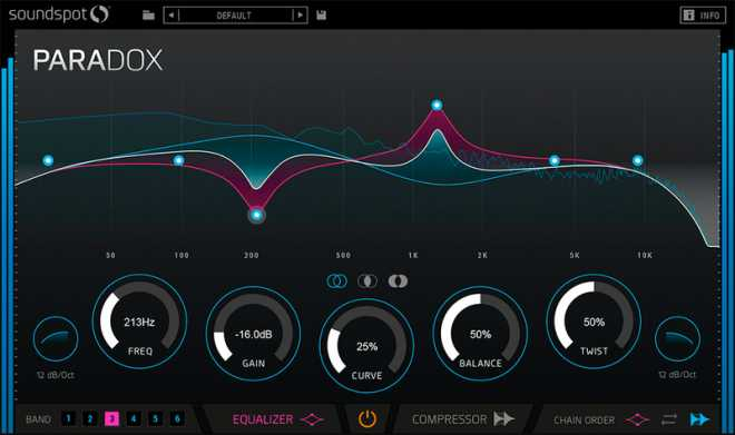 Paradox v1.0.1 AAX AU VST VST3 WiN MAC RETAiL | Images From Magesy® R Evolution™