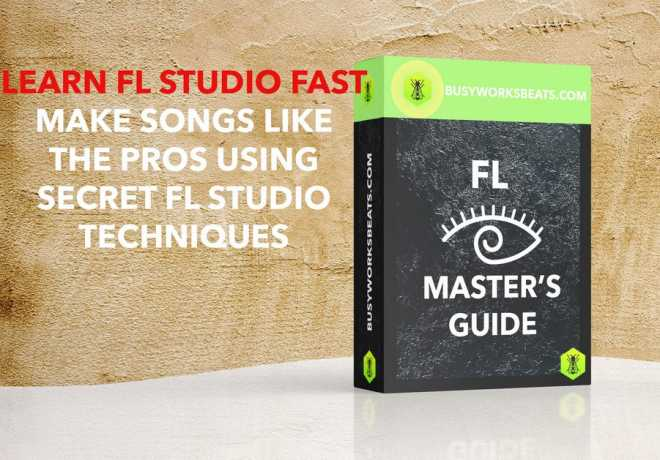 FL Masters Guide TUTORiAL FLP | Images From Magesy® R Evolution™