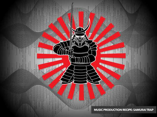 Samurai Trap TUTORiAL SYNTHiC4TE | Images From Magesy® R Evolution™