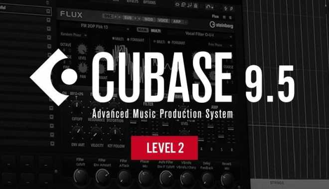 How To Use Cubase 9.5 Beginner Level 2 TUTORiAL SYNTHiC4TE | Images From Magesy® R Evolution™