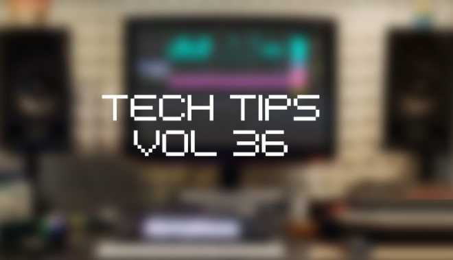 Tech Tips Vol.36 TUTORiAL SYNTHiC4TE | Images From Magesy® R Evolution™