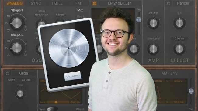 Sound Synthesis and Design in Logic Pro X Retro Synth TUTORiAL   Images From Magesy® R Evolution™