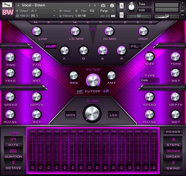 Mesmerized KONTAKT   Images From Magesy® R Evolution™