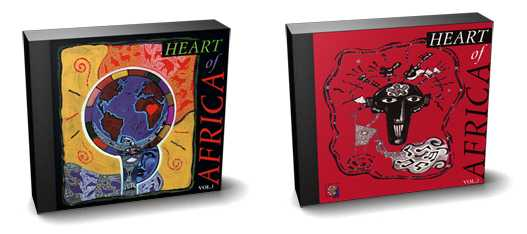 Heart of Africa Vol.1 and 2 AKAi ISO | Images From Magesy® R Evolution™