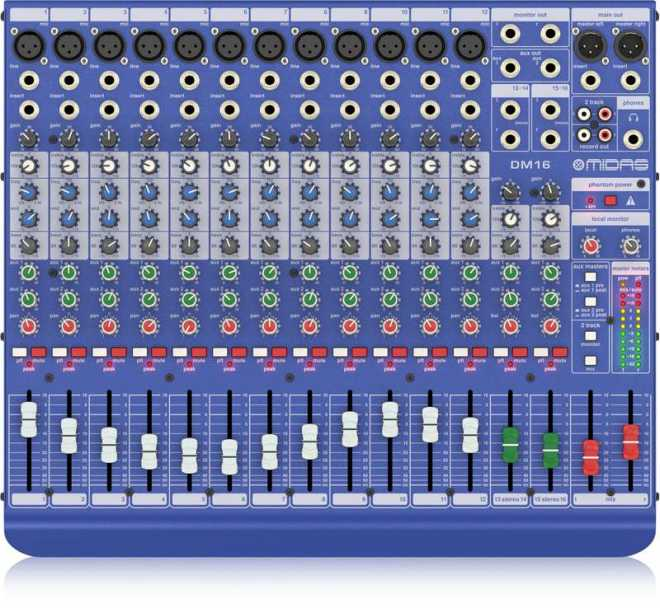 Operating the Audio Mixer TUTORiAL | Images From Magesy® R Evolution™