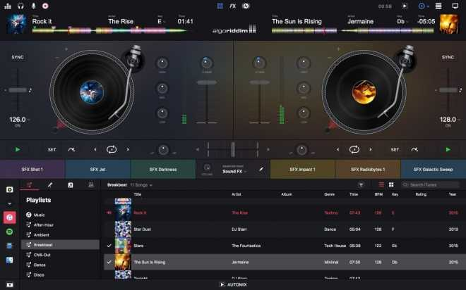djay Pro 2 v2.0.16 MAC OSX TNT   Images From Magesy® R Evolution™
