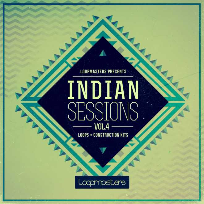 Indian Sessions Vol.4 WAV REX2 | Images From Magesy® R Evolution™