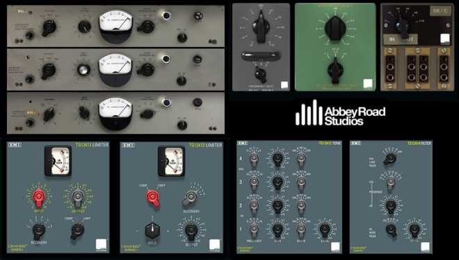 Abbey Road Plug In Bundle Pack VST RTAS WiN AiR | Images From Magesy® R Evolution™