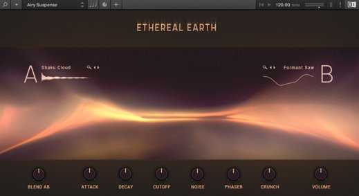 Ethereal Earth v1.1.1 KONTAKT ISO | Images From Magesy® R Evolution™