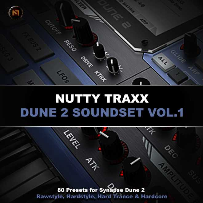 Nutty Traxx Dune 2 Soundset | Images From Magesy® R Evolution™