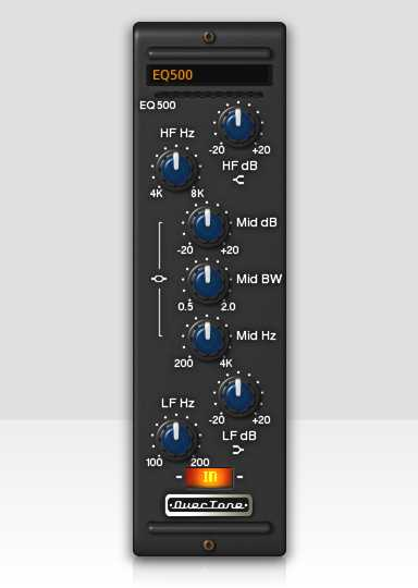 EQ500 Series v2.3.x WiN MAC LiNUX R2R | Images From Magesy® R Evolution™