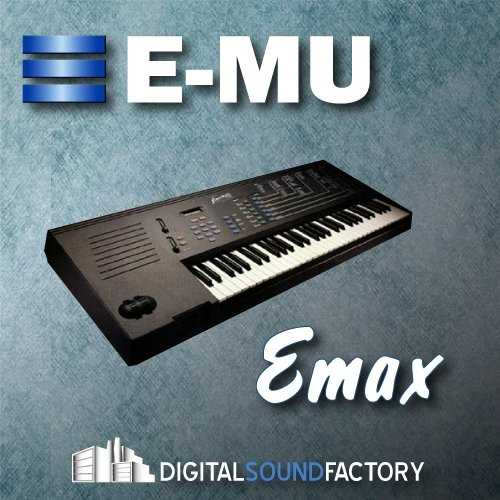 E MU Emax Collector Edition KONTAKT | Images From Magesy® R Evolution™