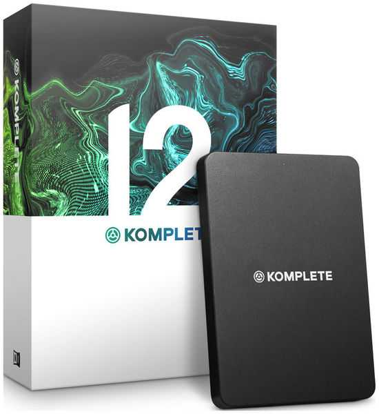 KOMPLETE 12 Instruments and Effects macOS | Images From Magesy® R Evolution™