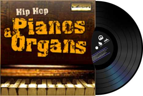 Motion Studios Hip Hop Pianos & Organs WAV | Images From Magesy® R Evolution™