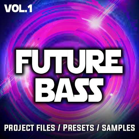 Future Bass Sample Pack Vol.1 FLP WAV FXB | Images From Magesy® R Evolution™