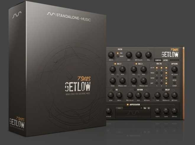 7 Skies GETLOW KONTAKT   Images From Magesy® R Evolution™