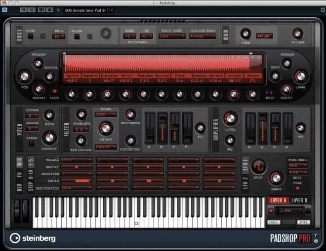 PadShop Pro 1.2.20 AAX VST3 VSTi WiN x64 CE VR | Images From Magesy® R Evolution™