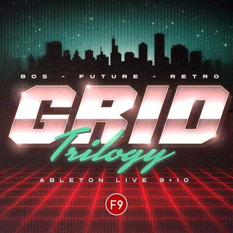 80s Future Retro For Ableton Live 9+10 | Images From Magesy® R Evolution™
