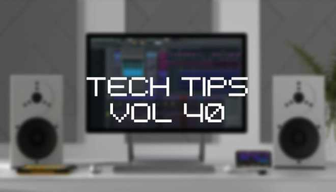 Tech Tips Vol.40 TUTORiAL SYNTHiC4TE | Images From Magesy® R Evolution™
