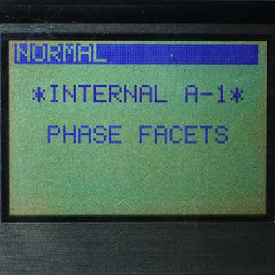Phase Facets MULTiFORMAT | Images From Magesy® R Evolution™