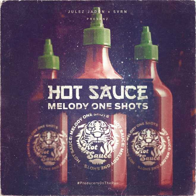 Hot Sauce Melody One Shots WAV | Images From Magesy® R Evolution™