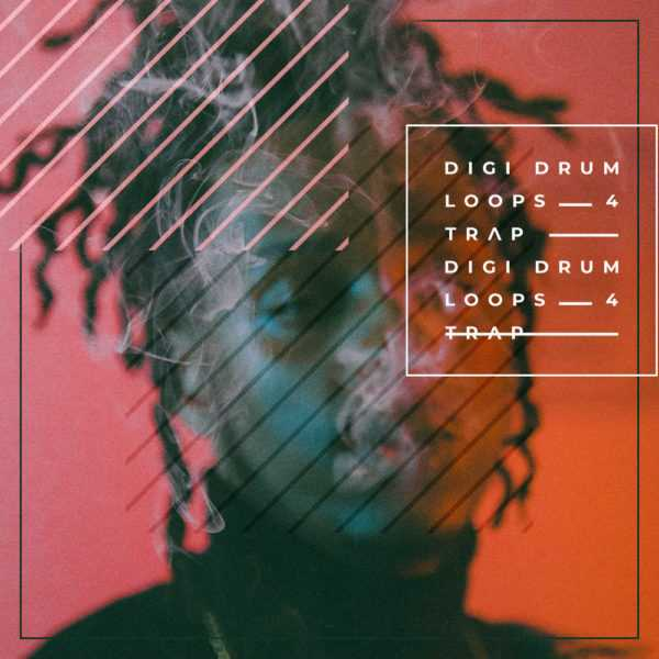 Digi Drum Loops 4 Trap WAV DiSCOVER | Images From Magesy® R Evolution™