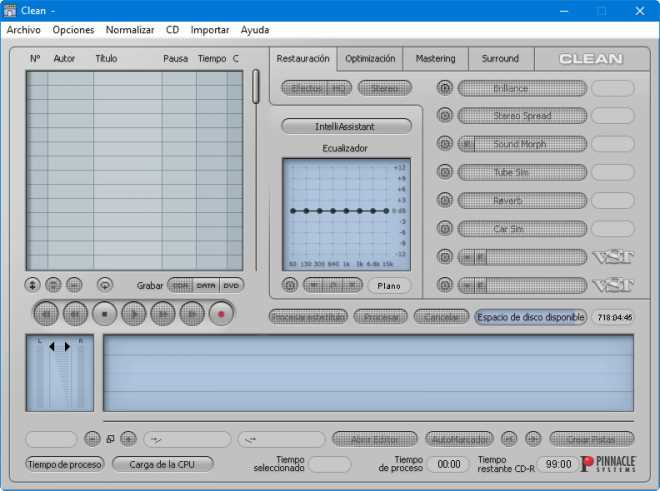 Steinberg Clean Plus v5.0.1.23 WiN DI | Images From Magesy® R Evolution™