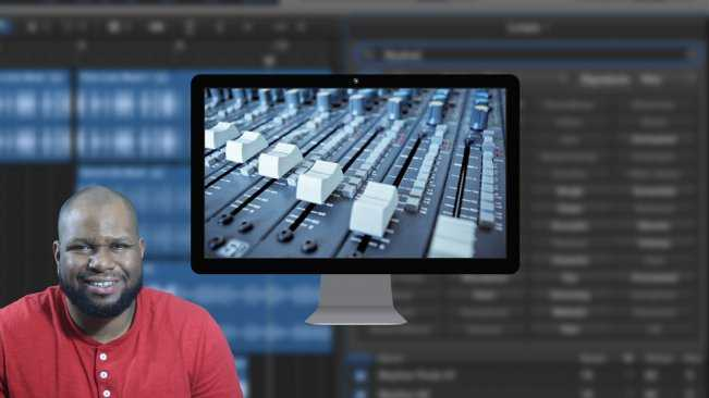 Logic Pro X Mixing Course For Beat Makers Module 1: The Pre Mixing Process TUTORiAL | Images From Magesy® R Evolution™