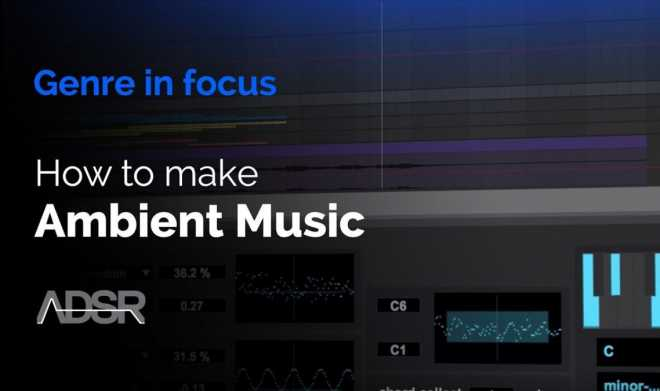 Ambient Music Production Techniques TUTORiAL | Images From Magesy® R Evolution™