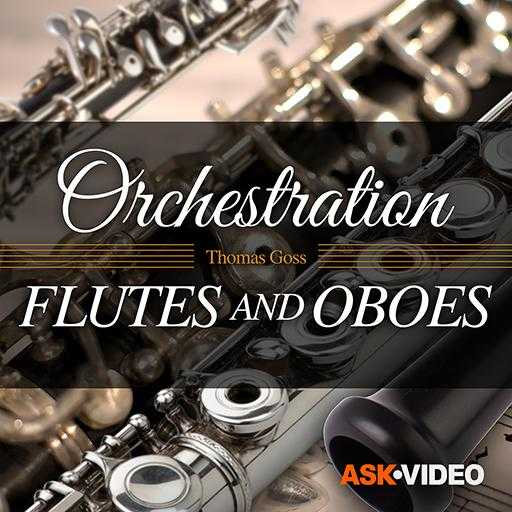 Flutes and Oboes Orchestrator TUTORiAL | Images From Magesy® R Evolution™