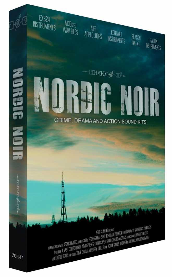 Nordic Noir MULTiFORMAT   Images From Magesy® R Evolution™