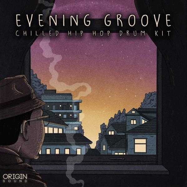 Evening Groove (Chilled Hip Hop Drum Kit) WAV DiSCOVER   Images From Magesy® R Evolution™