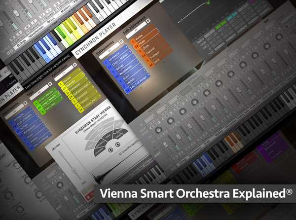 Vienna Smart Orchestra Explained TUTORiAL | Images From Magesy® R Evolution™