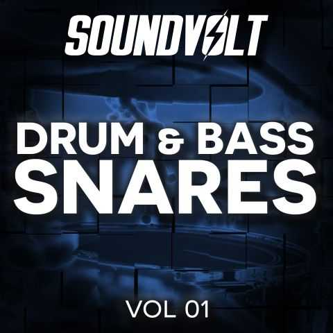 Drum and Bass Snares Vol.1 WAV | Images From Magesy® R Evolution™