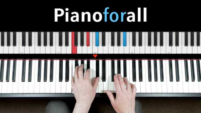 Learn Piano and Keyboard 2019 TUTORiAL | Images From Magesy® R Evolution™