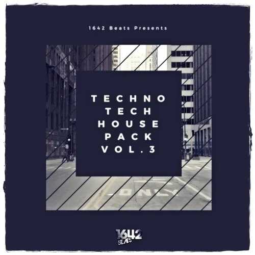 Techno Tech House Pack 3 WAV | Images From Magesy® R Evolution™