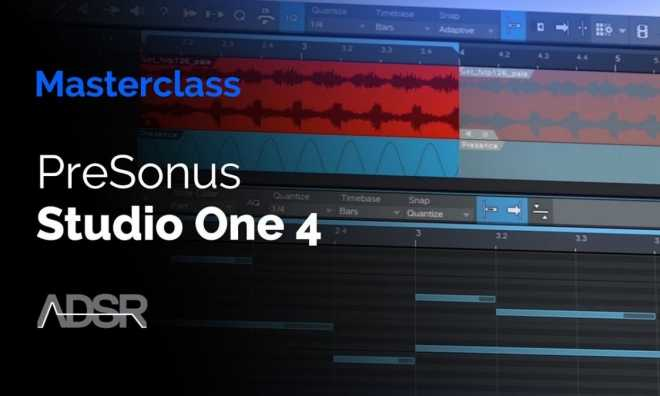 Getting Started in Studio One 4 TUTORiAL | Images From Magesy® R Evolution™