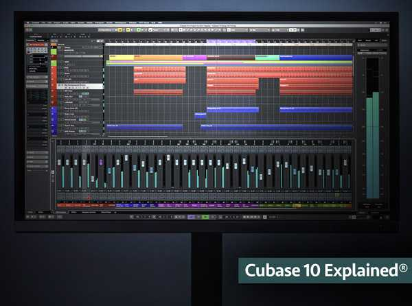 Cubase 10 Explained TUTORiAL SYNTHiC4TE | Images From Magesy® R Evolution™