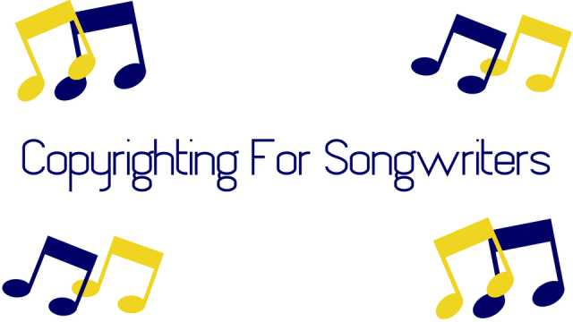 Copyrighting for Songwriters TUTORiAL | Images From Magesy® R Evolution™