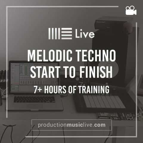 How to Make Melodic Techno TUTORiAL | Images From Magesy® R Evolution™