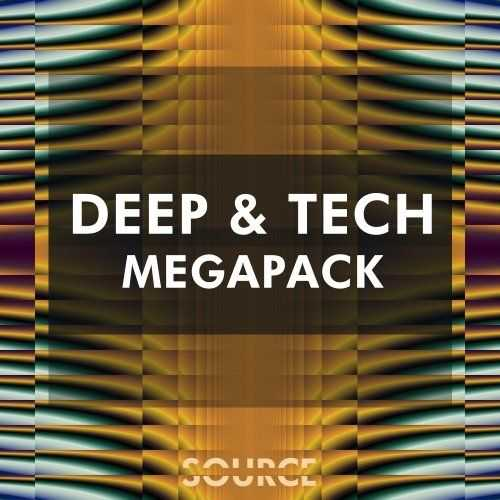 Deep and Tech Megapack WAV | Images From Magesy® R Evolution™