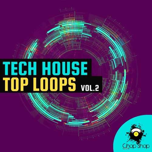 Tech House Top Loops Vol.2 WAV | Images From Magesy® R Evolution™