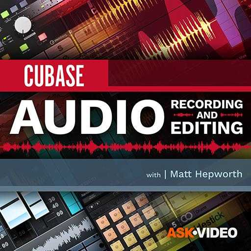 Audio Recording and Editing Cubase 10 TUTORiAL | Images From Magesy® R Evolution™