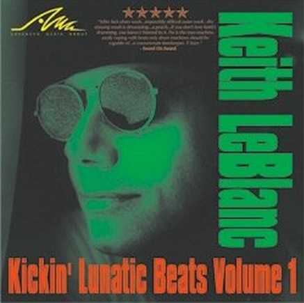 AMG Keith Le Blanc Kickin Lunatic Beats Vol.1 KONTAKT | Images From Magesy® R Evolution™